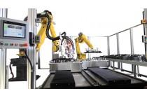 电路板自动密封设备-机器人自动点胶机