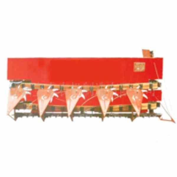 稻麦收割机