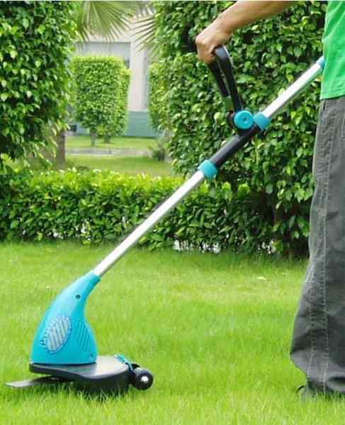 充电式直流电动割草机